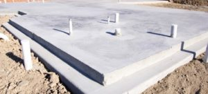Concrete Foundation Brandon Florida